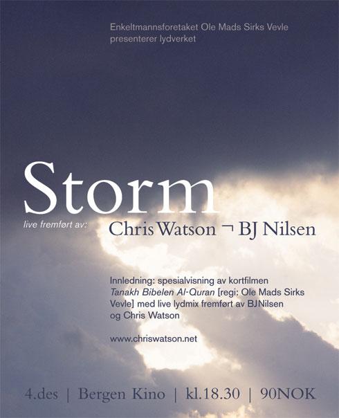 stormbergen